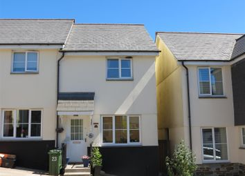 Thumbnail 2 bed end terrace house for sale in Pendilly Drive, St. Austell