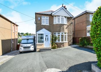 Thumbnail 3 bed detached house for sale in Pomphlett Road, Plymstock, Plymouth