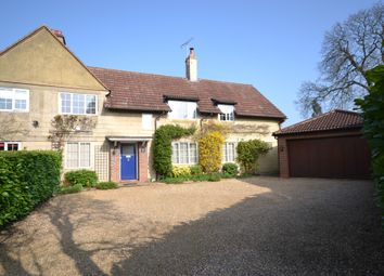 Thumbnail 5 bed semi-detached house for sale in Elm Close, Amersham