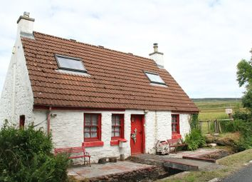 Thumbnail 2 bedroom cottage for sale in Skipness Road, By Tarbert
