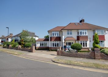 Thumbnail 4 bed semi-detached bungalow for sale in Cranleigh Gardens, London