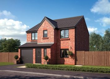 Thumbnail 4 bedroom detached house for sale in The Oakwood, Grey Gables Farm, Brindle Road, Bamber Bridge