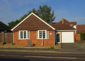 Thumbnail 2 bed detached bungalow for sale in Cavalry Park, March