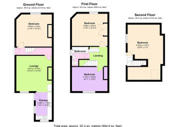 Thumbnail 1 bedroom property to rent in 126 Fulton Road, Walkley, Sheffield