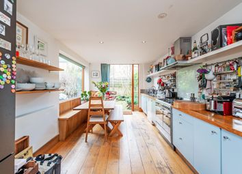 Thumbnail 4 bed terraced house to rent in Elfort Road, London