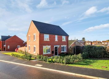 Thumbnail 4 bed detached house for sale in Stoneyford Road, Overseal, Swadlincote