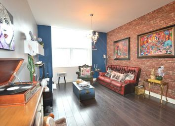 Thumbnail 2 bed flat for sale in Tobacco Wharf, Commercial Road, Liverpool
