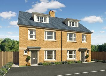"""Thumbnail 4 bed semi-detached house for sale in """"Montpellier"""" at Southfleet Road, Ebbsfleet"""