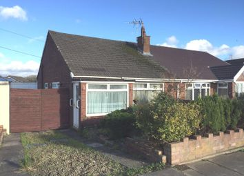 Thumbnail 2 bed semi-detached bungalow for sale in Maes-Yr-Haf, North Cornelly, Bridgend