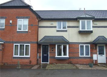 Thumbnail 2 bed terraced house for sale in Orkney Close, Sinfin, Derby