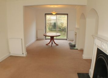 Thumbnail 3 bed detached house to rent in Beaconsfield Road, London