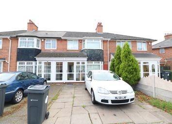 Thumbnail 3 bed terraced house for sale in Farcroft Grove, Handsworth, West Midlands