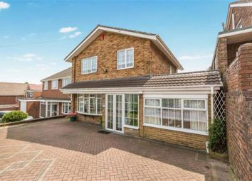 Thumbnail 3 bedroom detached house for sale in Tower Road, Tividale, Oldbury