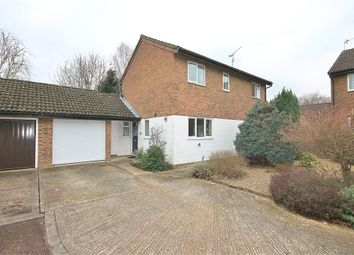 Thumbnail 3 bed detached house for sale in Hamble Close, Goldsworth Park, Surrey