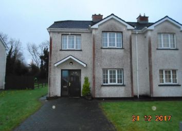 Thumbnail 3 bed semi-detached house for sale in 8 Riverwalk, Rooskey, Roscommon