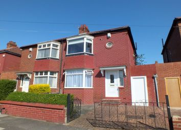 Thumbnail 2 bed semi-detached house for sale in Clifton Road, Newcastle Upon Tyne