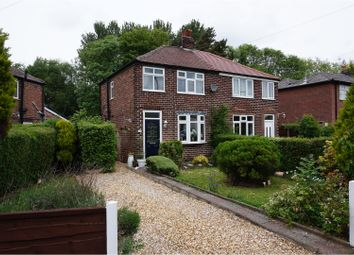 Thumbnail 2 bed semi-detached house for sale in Gig Lane, Warrington