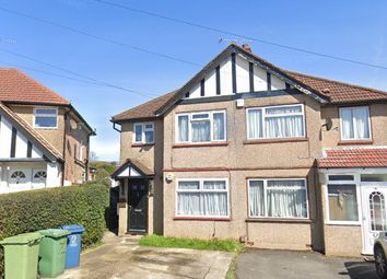 Thumbnail 1 bed flat for sale in Clewer Crescent, Harrow