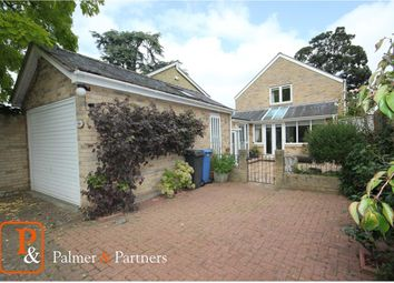 Thumbnail 4 bed detached house for sale in Nonsuch Meadow, Sudbury