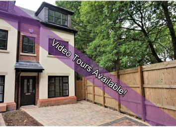 Thumbnail 4 bedroom end terrace house to rent in Woodland Grange, Manchester