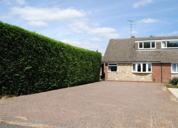 Thumbnail 3 bedroom semi-detached house for sale in Rookery Lane, Kingsthorpe, Northampton