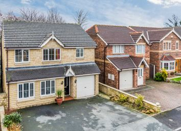Thumbnail 4 bed detached house for sale in Ashcroft Close, Batley