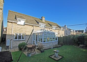 Thumbnail 3 bed semi-detached house for sale in Newton Manor Close, Swanage