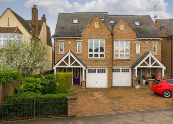 Thumbnail 4 bed semi-detached house for sale in Ember Lane, East Molesey