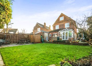 Thumbnail 4 bed detached house for sale in Orchard Road, Chessington