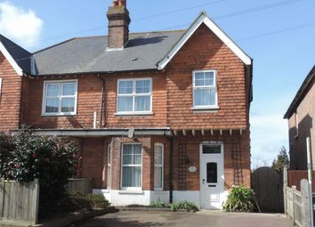 Thumbnail 3 bed semi-detached house for sale in Holliers Hill, Bexhill On Sea, East Sussex