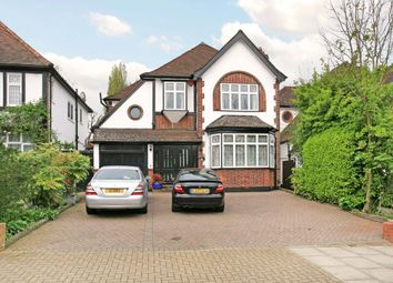 Thumbnail 5 bed detached house to rent in Dukes Avenue, Edgware