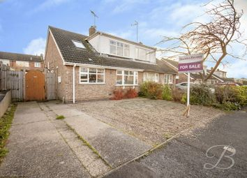 Thumbnail Semi-detached bungalow for sale in Lismore Court, Mansfield