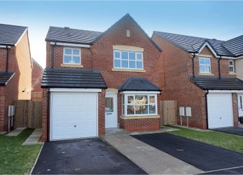 Thumbnail 3 bed detached house for sale in Netherwood Avenue, Castleford
