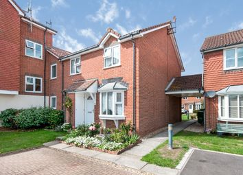 Thumbnail 2 bed end terrace house for sale in Hudson Close, Eastbourne