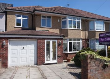 Thumbnail 5 bed semi-detached house for sale in Whinfell Road, Liverpool
