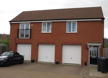 Thumbnail 2 bed property for sale in Sansome Drive, Hinckley
