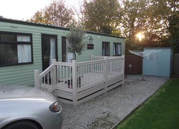 Thumbnail 2 bed mobile/park home for sale in Greenbottom, Cornwall