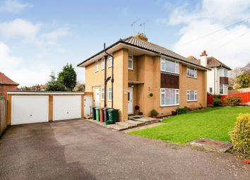 Thumbnail 2 bed flat for sale in Glyne Ascent, Bexhill-On-Sea
