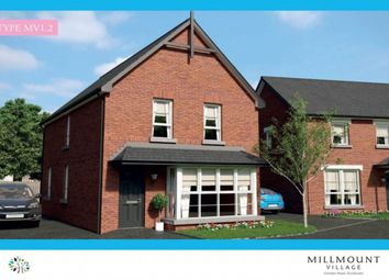 Thumbnail 3 bed detached house for sale in Millmount Village Square, Comber Road, Dundonald