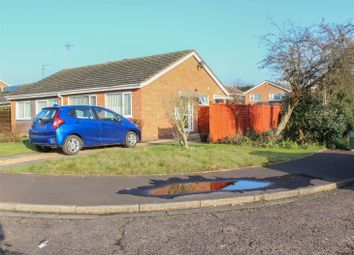 Thumbnail 2 bedroom semi-detached bungalow for sale in Suffolk Close, Longthorpe, Peterborough