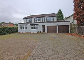 Thumbnail 7 bed detached house for sale in Darras Road, Ponteland, Newcastle Upon Tyne