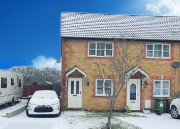 Thumbnail 2 bed property to rent in Tansey Close, Penpedairheol, Hengoed