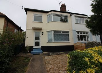 Thumbnail 3 bedroom semi-detached house to rent in Valley View, Barnet