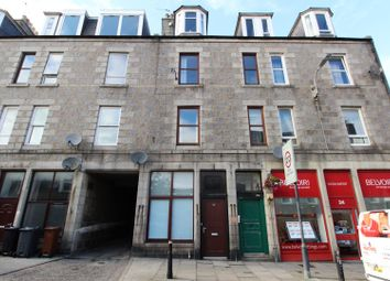Thumbnail 1 bed flat for sale in Rosemount Place, Aberdeen