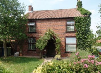Thumbnail 3 bed cottage for sale in Church Road, Stow, Lincoln