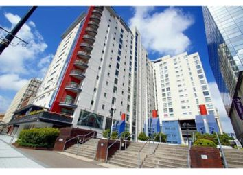 Thumbnail 3 bedroom flat to rent in New Property, Churchill Way, Cardiff