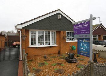 Thumbnail 2 bedroom bungalow for sale in Byatts Grove, Longton, Stoke-On-Trent