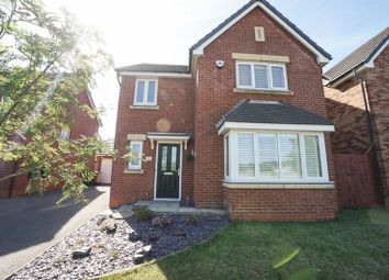 Thumbnail 4 bed detached house for sale in Junction Close, Blackrod, Bolton