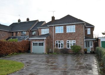 Thumbnail 5 bed detached house for sale in Upton Lane, Upton, Chester