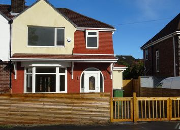 Thumbnail 3 bed semi-detached house to rent in Bolshaw Road, Heald Green, Cheadle